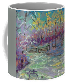 Christmas Day Sketch Coffee Mug