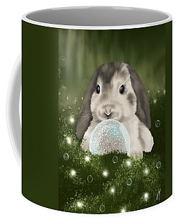 Coffee Mug featuring the painting Christmas Decoration  by Veronica Minozzi
