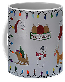 Christmas Dreams Coffee Mug