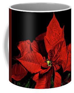 Christmas Fire Coffee Mug