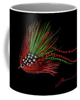 Christmas Fly Coffee Mug