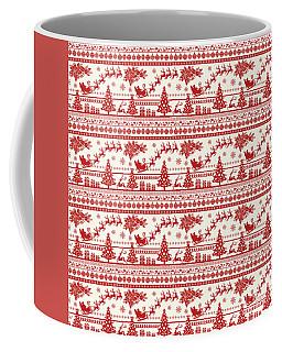 Christmas Folklore-a Coffee Mug
