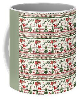 Christmas Folklore-b Coffee Mug