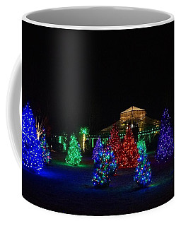 Christmas Garden 7 Coffee Mug