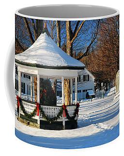 Christmas Gazebo Coffee Mug