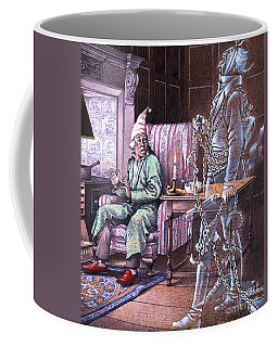 Christmas Ghost Coffee Mug