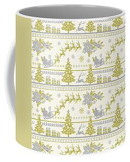 Christmas Glitter-a Coffee Mug