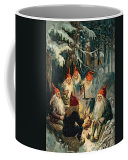 Christmas Gnomes Coffee Mug