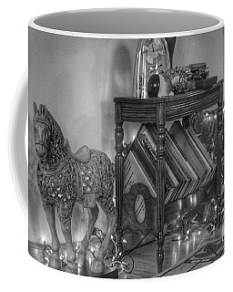 Christmas Horse Coffee Mug