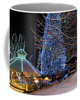 Christmas In Leavenworth Coffee Mug