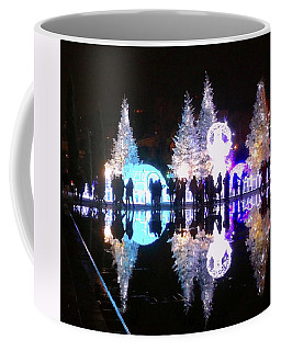 Christmas In Nizza, Southern France Coffee Mug