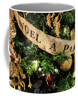 Christmas In Paris Coffee Mug