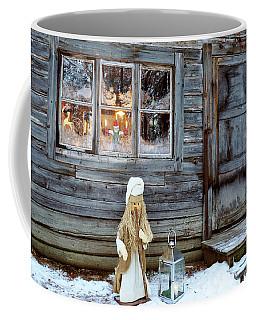 christmas in Scandinavia Coffee Mug