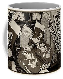 Christmas In The 1930's Coffee Mug