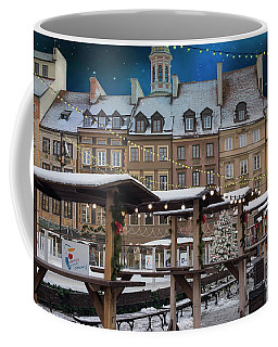 Christmas In Warsaw Coffee Mug