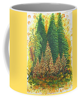 Christmas Is Coming Coffee Mug