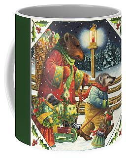 Christmas Journey Coffee Mug