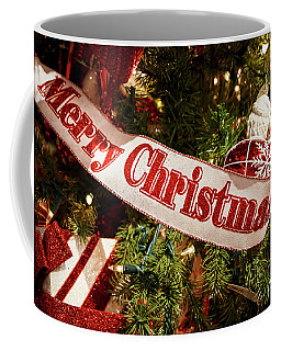 Coffee Mug featuring the photograph Christmas Joy by Dennis Hedberg