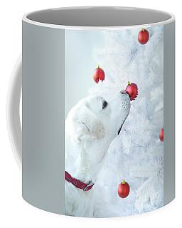 Christmas Lab Coffee Mug