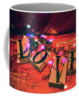 Christmas Love Decoration Coffee Mug