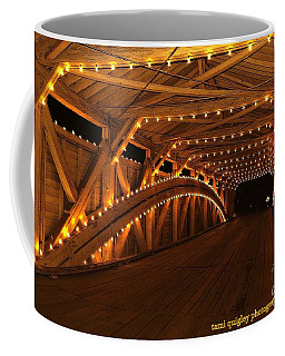 Christmas Luminance Coffee Mug