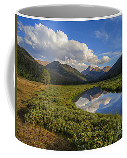 Christmas Meadows Coffee Mug