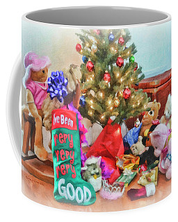 Christmas Morning Fun Coffee Mug