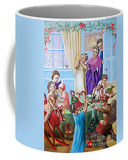 American History  We Say Merry  Christmas  Because It Is Christmas  Coffee Mug