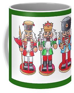 Christmas Nutcrackers Coffee Mug