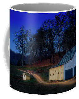 Christmas On The Farm Coffee Mug