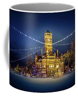 Christmas On The Square 2 Coffee Mug