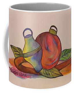 Christmas Ornaments Coffee Mug by Christy Saunders Church