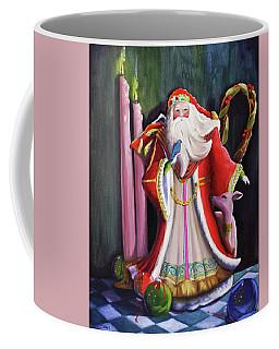 Christmas Pitcher  Coffee Mug