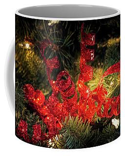 Christmas Red Coffee Mug