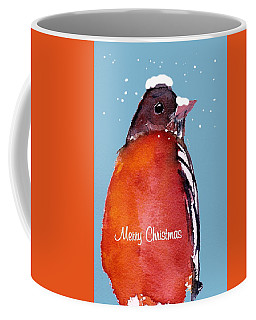 Christmas Robin Coffee Mug