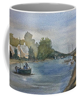 Christmas Sail Coffee Mug