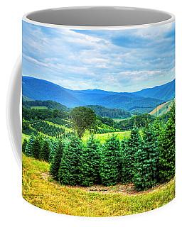 Christmas Spirit Coffee Mug by Dale R Carlson