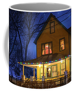 Christmas Story House Coffee Mug
