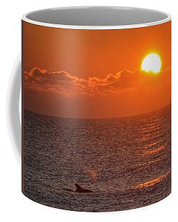 Christmas Sunrise On The Atlantic Ocean Coffee Mug