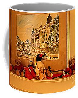 Christmas Toys Coffee Mug by Nancy Kane Chapman