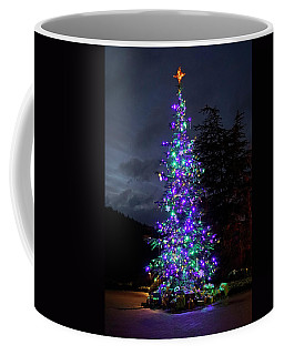 Christmas Tree - 365 - 295 Coffee Mug by Inge Riis McDonald