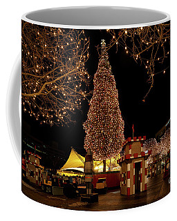 Coffee Mug featuring the photograph Mayor's Christmas Tree by Dennis Hedberg