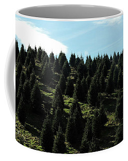 Christmas Tree Farm Coffee Mug