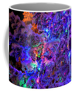 Christmas Tree Night Decoration Coffee Mug