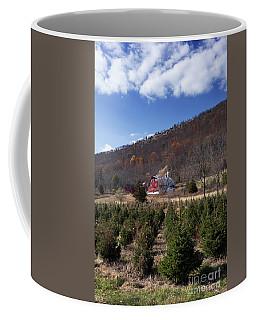 Christmas Tree Shopping Coffee Mug by Nicki McManus