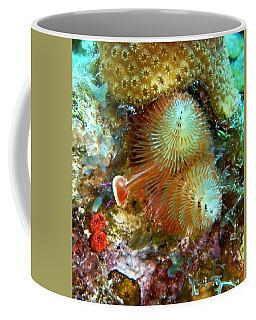 Christmas Tree Worm Coffee Mug