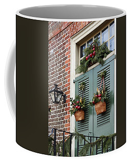 Christmas Welcome Coffee Mug
