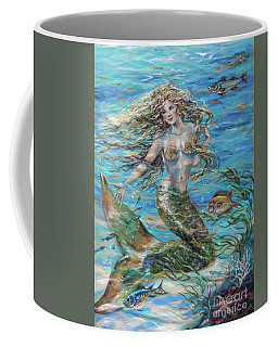 Christophe Siren Coffee Mug