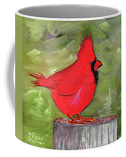 Christopher Cardinal Coffee Mug