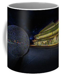 Christopher Cohan Center For The Performing Arts  Coffee Mug